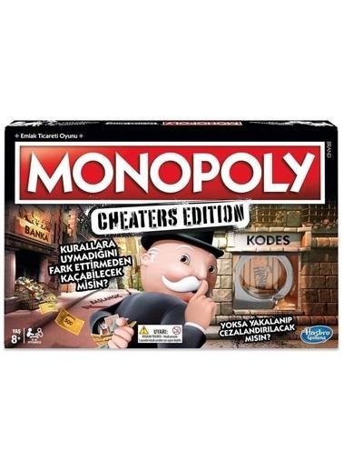 Beta Kids Monopoly Cheaters Edition E1871 Renkli